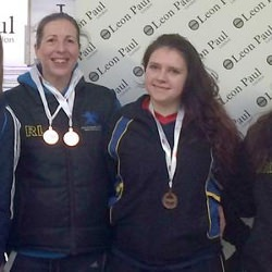 Picture Of Rivington Park fencers take bronze in national championships