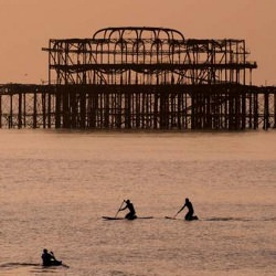 Picture Of Modern West Pier could be built by 2026