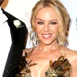 Picture Of Kylie Minogue set to marry her toyboy Joshua Sasse she met while