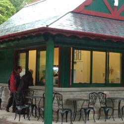 Picture Of Bute Park`s Summerhouse cafe closes - but council say