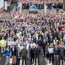 Picture Of Bentley Motors sell over 10,000 cars for third year running