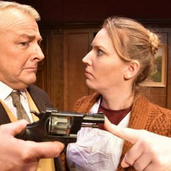 Picture Of Whodunnit spoof Secondary Cause of Death to bring laughs to Croydon