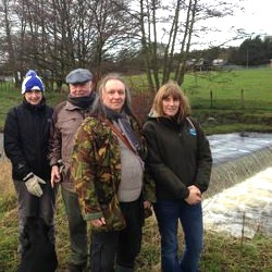 Picture Of Public backs River Gaunless project