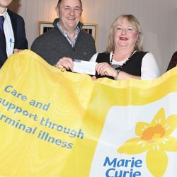 Picture Of Dumfries charity lunch raises thousands of pounds for Marie Curie
