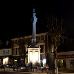 Picture Of Moffat named as first town in Europe to achieve Dark Sky status