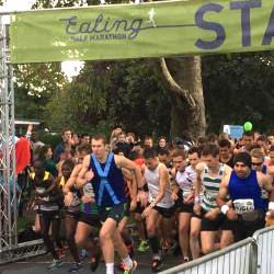 Picture Of Help the homeless by signing up to 2016 Ealing Half Marathon