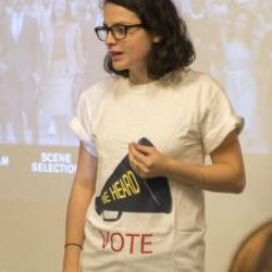 Picture Of Film event inspires Acton social housing tenants to register to vote