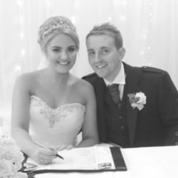 Picture Of Wedding of the Week: Amanda Conlin and David Johnstone