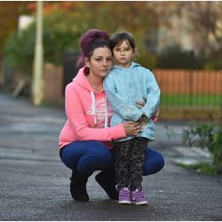 Picture Of She just rode off - mum wants apology from cyclist