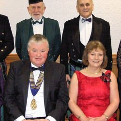 Picture Of Successful Inverness Burns Supper