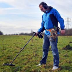 Picture Of The `Treasure` beneath our feet: a day in the life of a metal detectorist