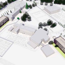 Picture Of In excess of and £1 million already spent on Duffryn school plans