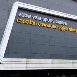 Picture Of Ebbw Vale Sports Centre to re-open