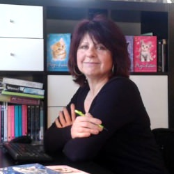 Picture Of Magic Kitten author from Northampton celebrates 10 years...and millions of readers