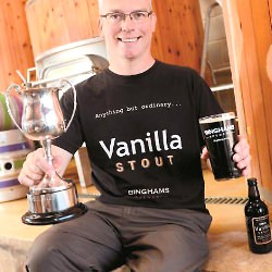 Picture Of Binghams Brewery wins prestigious national beer award from CAMRA