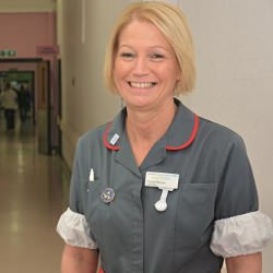 Picture Of Meet Matron, the new boss taking charge of the wards at Southend Hospital